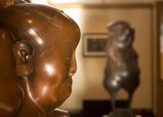 Выставка Даши Намдакова во Флоренции